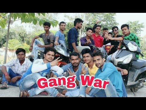 Daltonganj great  Gang War  || Comedy video || Rajeev rock ||