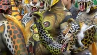 Pulikkali 2012 - Thrissur - (3) - (Full HD) - Pulikali