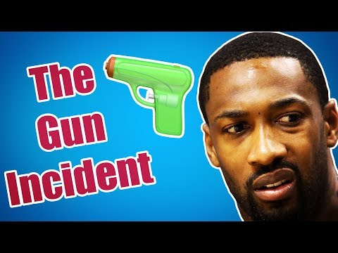 Gilbert Arenas Opens Up About Infamous Gun Altercation