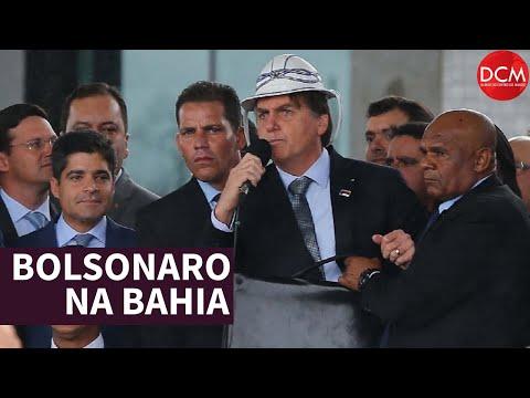 Por que Bolsonaro não usou milicianos para fazer sua segurança na Bahia?