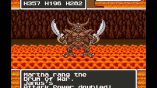 Dragon Quest V (English by DeJap) - Vizzed.com GamePlay (rom hack) bonus dungeon - User video