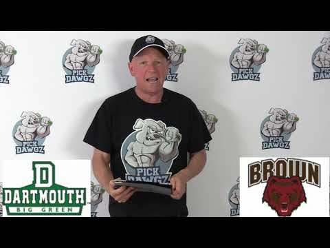 Brown vs Dartmouth 2/7/20 Free College Basketball Pick and Prediction CBB Betting Tips