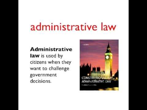 Learn Business English Vocabulary - Basic Legal Vocabulary