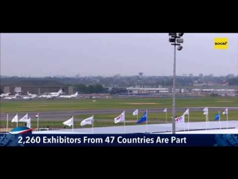 Paris Air Show 2015 - Monday 15 June