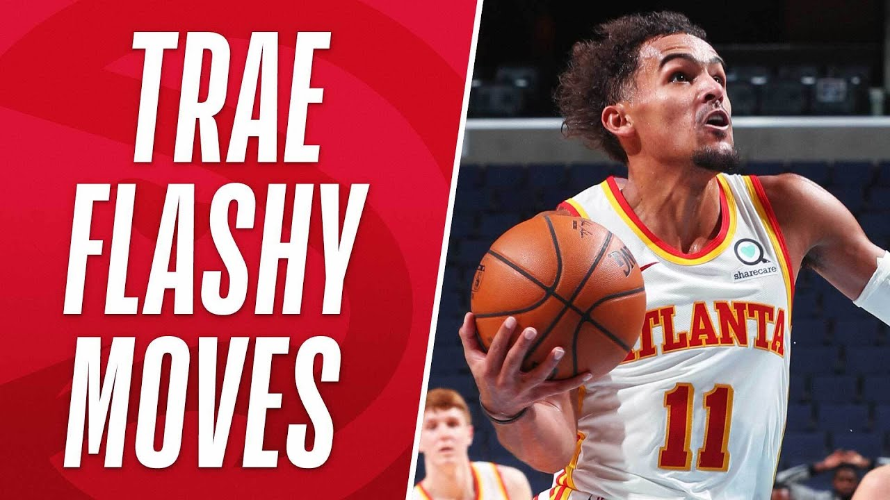 Top 10 Trae Young FLASHY Moves & Moments! 🥶