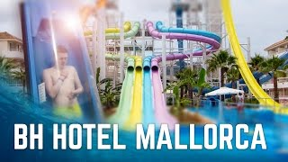 All Water Slides at BH Hotel Mallorca | World's First 18+ Waterpark