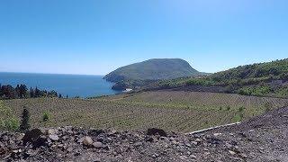 Крым: Отдых в Утёсе (Южный Берег)