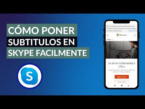 ¿Se Puede Poner Skype con Subtítulos?