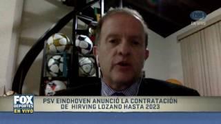 FDenVIVO: ¿Hirving debía dejar la concentración mexicana?