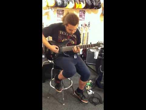 John Browne Guitar Clinic at Newcastle