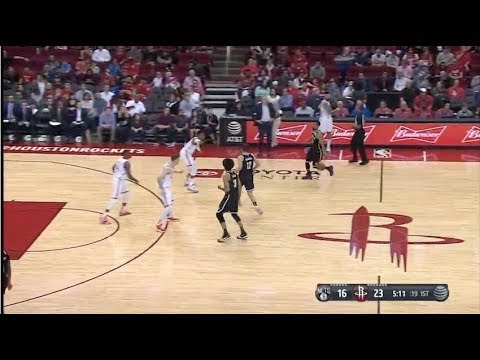 Brooklyn Nets Vs Houston Rockets **LIVE**