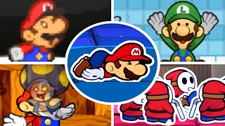 Evolution of Paper Mario Deaths & Game Overs (2000 - 2020)