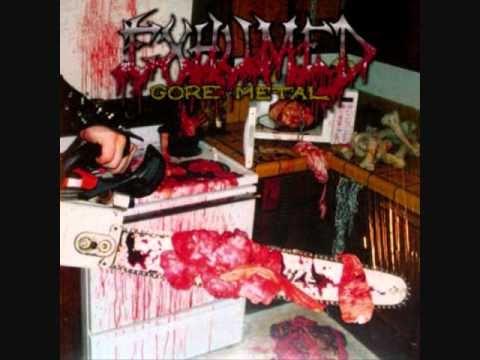 Exhumed - Sodomy & Lust