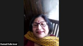Aging Purposefully Interview with Kumud Issar