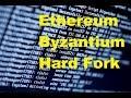 Ethereum Byzantium hard fork in a nutshell