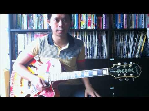 สอนกีตาร์บลูส์ Blues Guitar Lesson - 3 Step To Play, Step03