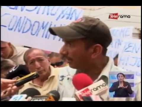 Habitantes de casas colectivas del IESS piden no ser desalojados