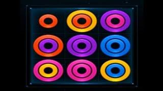 Цветные кольца Color Rings Puzzle логические игры на андроид онлайн бесплатно