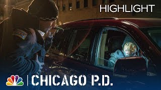 Atwater (LaRoyce Hawkins) experiences the worst of the police depar...