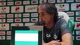 embeded bvideo Rueda de Prensa: Guillermo Almada - 16 Enero
