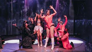 Download lagu Lady Gaga, Ariana Grande - Rain On Me (live at VMAs by Penelopy Jean & Letícia Hally)