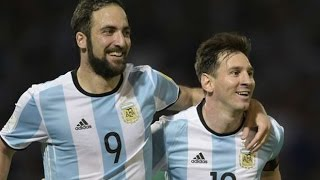Argentina vs Bolivia 2-0 30/03/2016 All Goals and Highlights