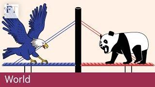 China hits back at Trump's tariffs
