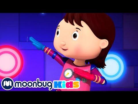 Robot Dance   Original Songs   By LBB Junior