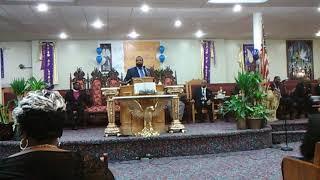 Baixar Bishop Hezekiah Walker  at Bishop Clemson Allen Birthday  Service