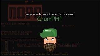 Tutoriel PHP : GrumPHP