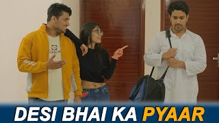 Bhai Bhai Ka Pyar || Desi Bhai Ka Pyar || Desi People || The Ravi Official