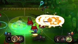 Pyre (PS4) - Master Conductor Trophy Guide (Beat Master Level CPU with 6 Titans in Versus Mode)