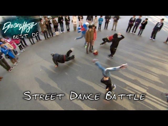 Dream High:la street dance! #BESTOF 16