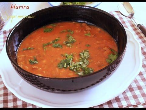 recette-harira-traditionnelle-soupe-marocaine-/-moroccan-soup