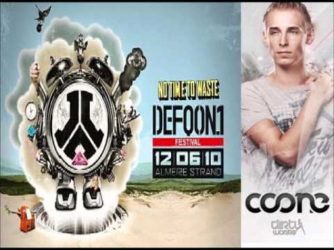 Coone Live @ Defqon 1 2010 Red Stage