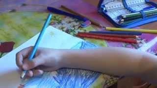Корабль Морская звезда рисую карандашами онлайн(Корабль