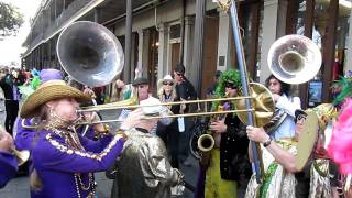 Krewe of Cosmic Debris on Mardi Gras Day