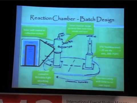 Solar-driven thermal toilet with biochar production (Scott Summers, University of Colorado)