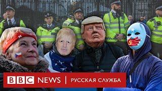 Рекорды 2019: как протестовали в мире