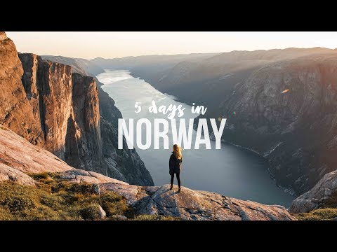 5 Days In Norway