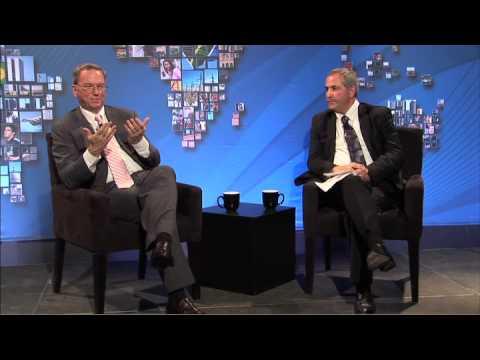 The Economist Speaks with Eric Schmidt