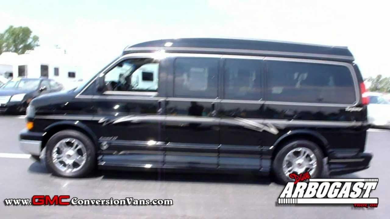 Used 2004 GMC Explorer High Top Conversion Van