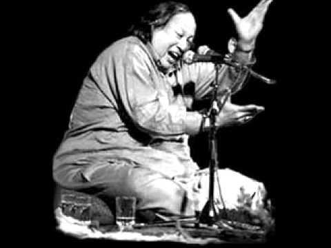 NUSRAT  Fateh Ali Khan OTHE Amla De Hone Ne Navede ( Lyrics)