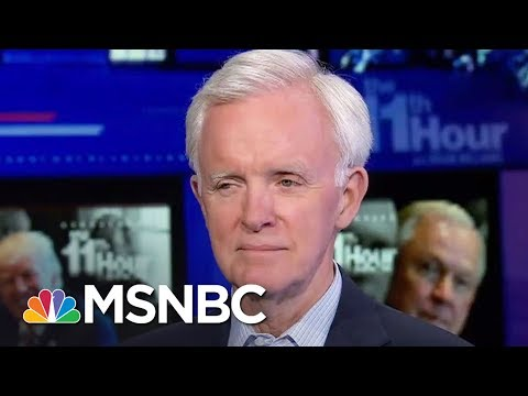 Former Sen. Bob Kerrey: Jeff Sessions Met With Russia's #1 Spy | The 11th Hour | MSNBC
