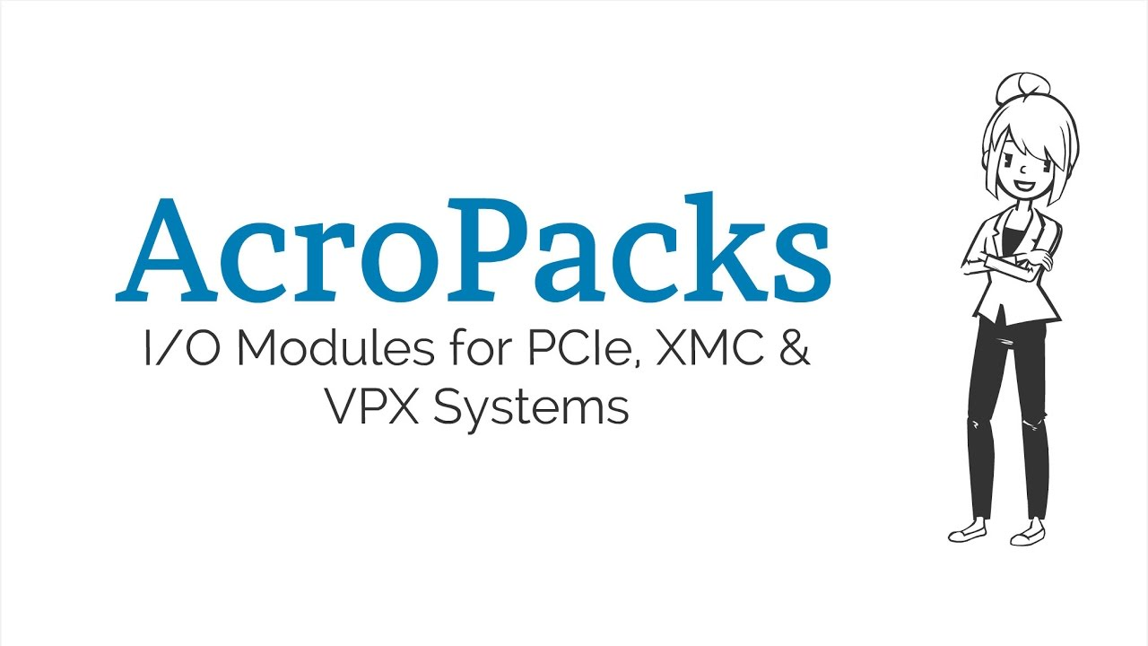 AcroPack mini-PCIe-based Rugged I/O Modules | Acromag