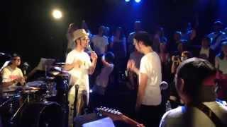 2015/8/7@代官山LOOP P.O.P ワンマンライブ~360°Premium LIVE~ LIVE:...