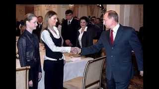 Свадьба Путина и Кабаевой – опрос общественного мнения