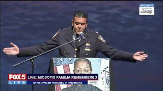 FOX 5 LIVE (7/11): NYPD officer Miosotis Familia remembered in New York funeral; MD Gov. Hogan