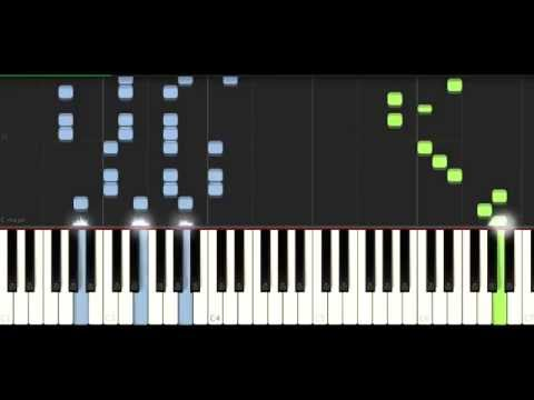 Tobu - My Own Paradise - PIANO TUTORIAL