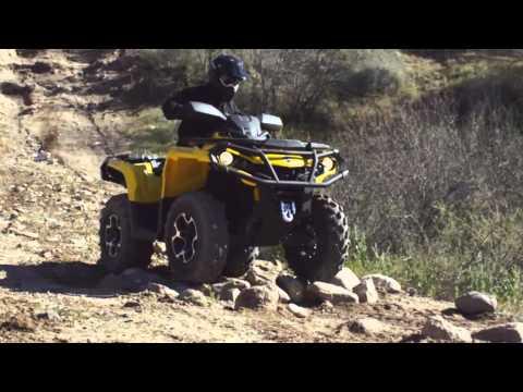Can Am ATV Sicherheitsvideo